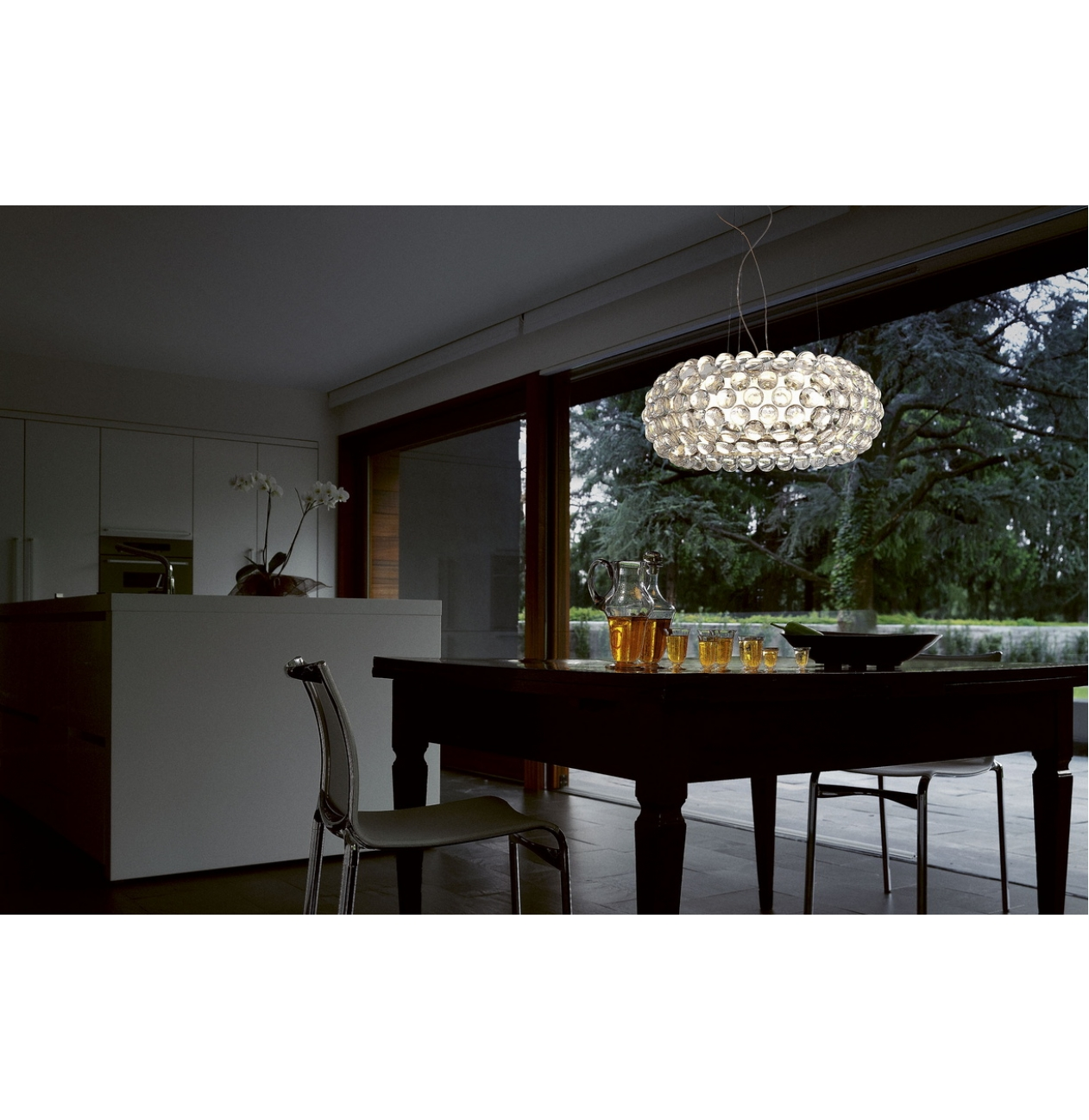 foscarini hanglamp caboche versteeg lichtstudio. Black Bedroom Furniture Sets. Home Design Ideas