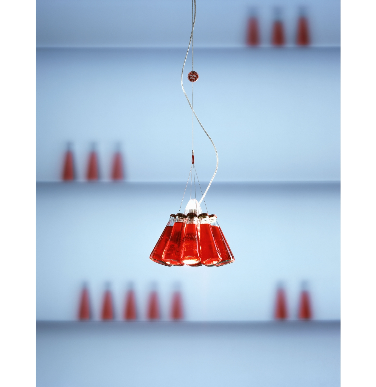 ingo maurer hanglamp campari light 155 cm versteeg lichtstudio. Black Bedroom Furniture Sets. Home Design Ideas