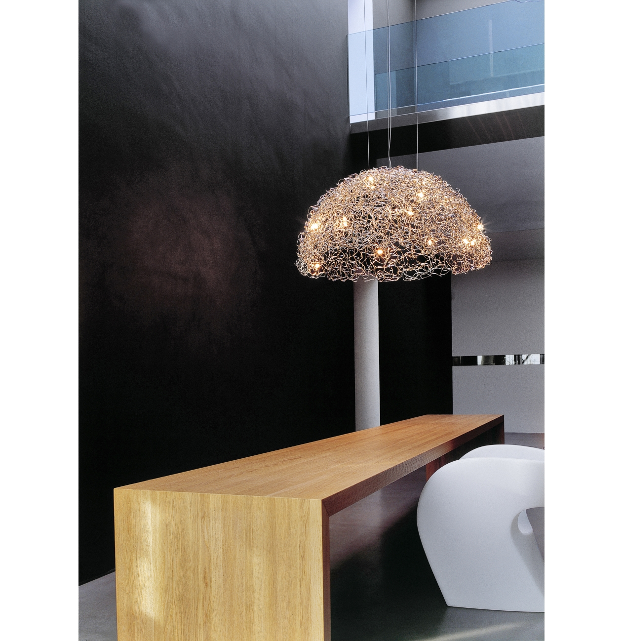 brand van egmond hanglamp crystal waters hood versteeg lichtstudio. Black Bedroom Furniture Sets. Home Design Ideas