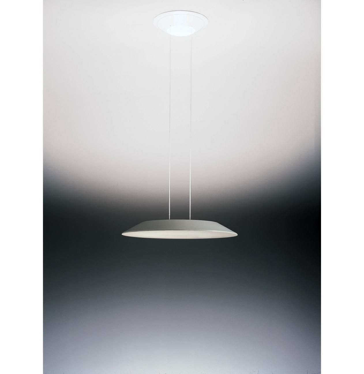Artemide hanglamp float c circolare wit versteeg lichtstudio - Artemide lichtarmatuur ...