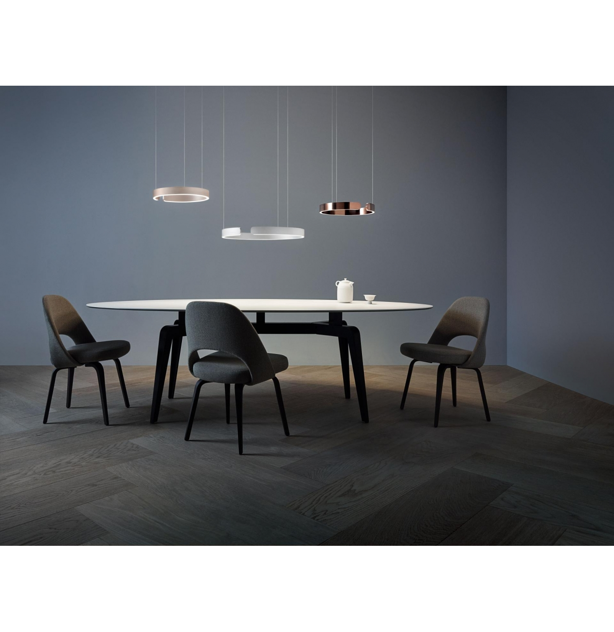 occhio hanglamp mito sospeso up 40 cm vast versteeg. Black Bedroom Furniture Sets. Home Design Ideas