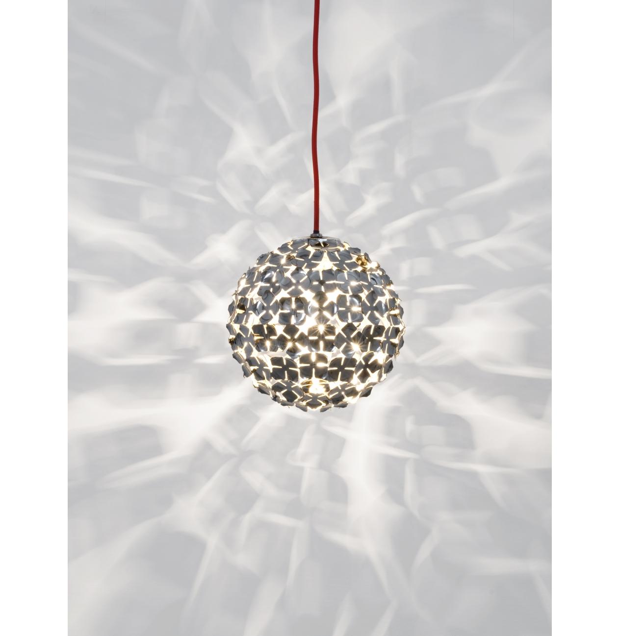 Wonderlijk Terzani - Hanglamp Ortenzia 11 Cm Nikkel | Versteeg Lichtstudio AT-77
