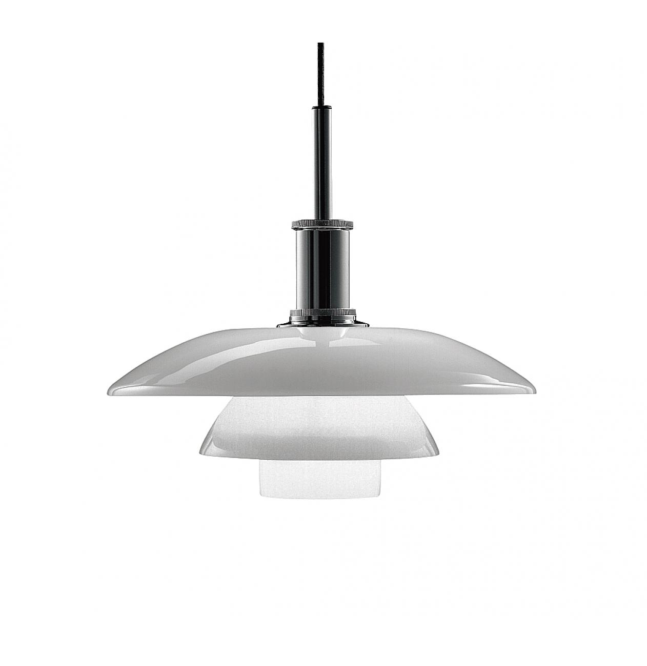 louis poulsen hanglamp ph 4 5 4 glas versteeg lichtstudio. Black Bedroom Furniture Sets. Home Design Ideas