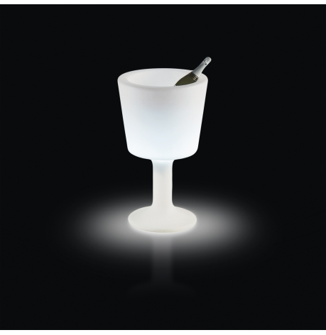Light Drink Wit Rgb Led Oplaadbaar