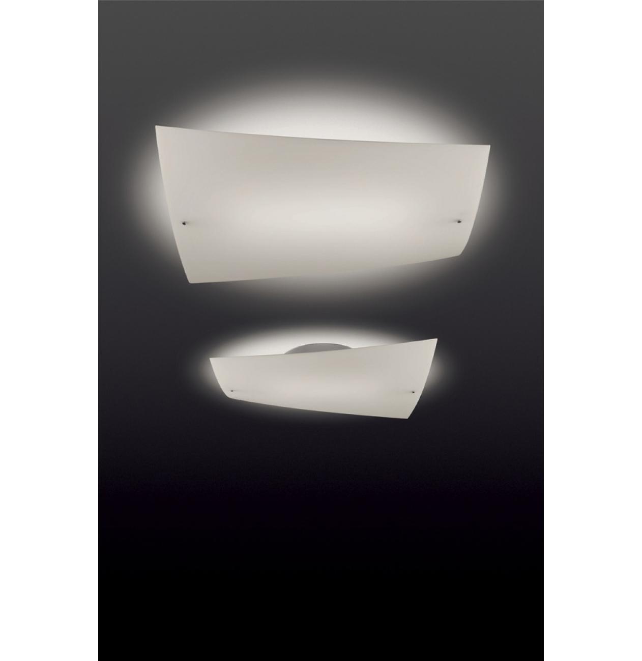 Foscarini plafondlamp folio grande versteeg lichtstudio for Lampada bagno soffitto