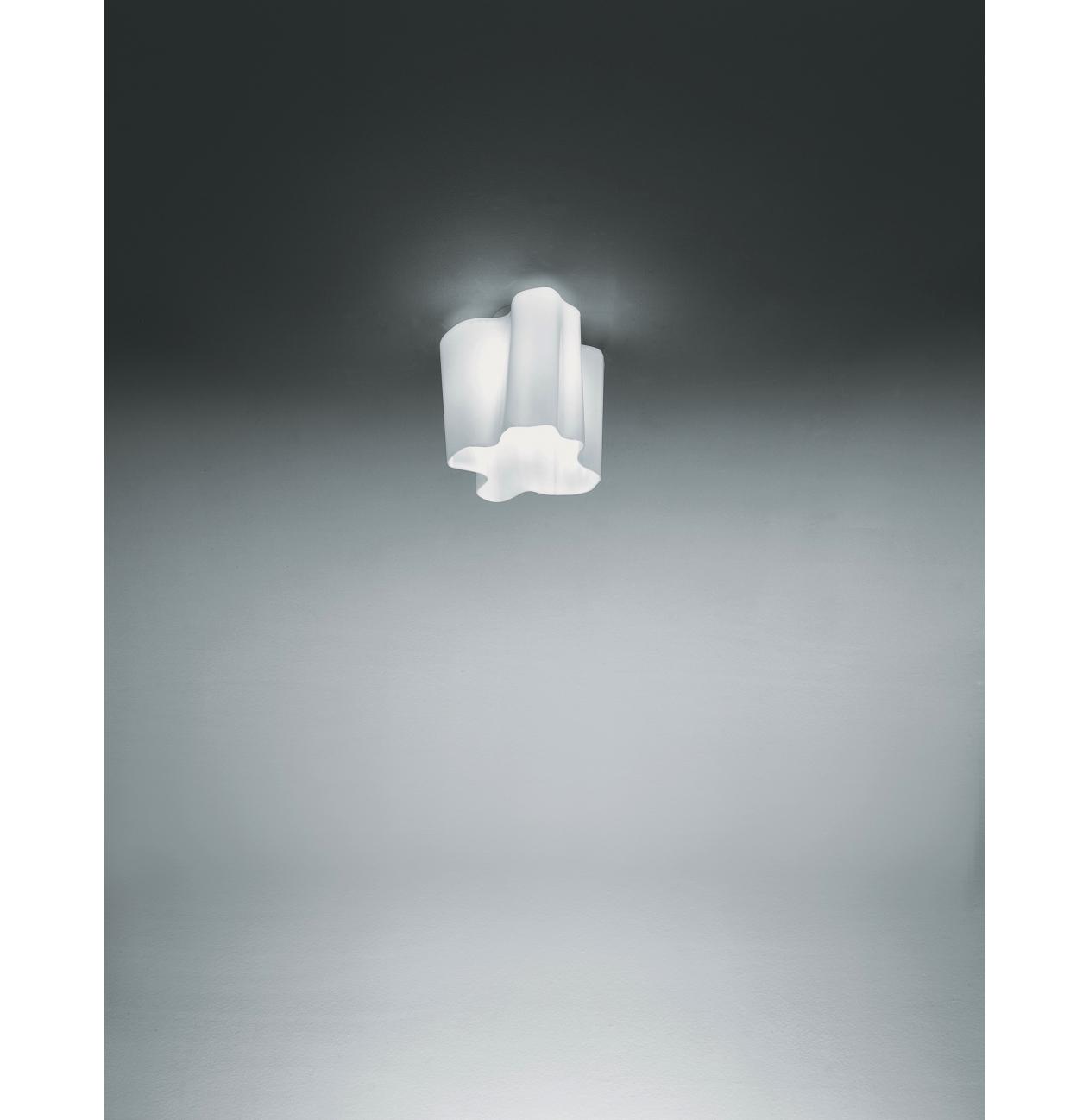 Artemide plafondlamp logico singola versteeg lichtstudio for Plafond logic