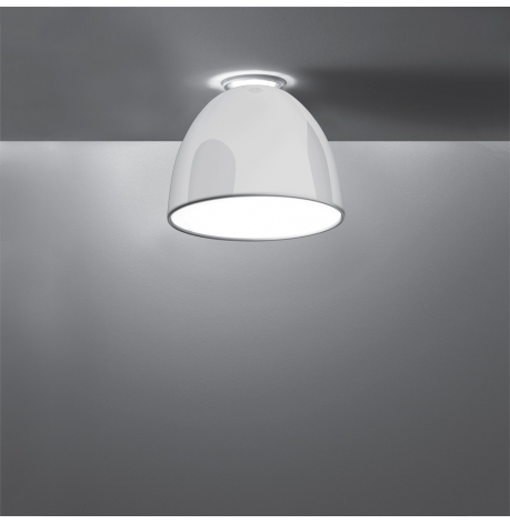 Plafondlamp Nur Mini Gloss Led