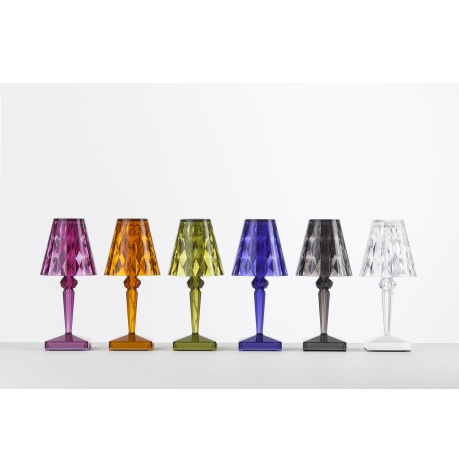 Tafellamp Battery