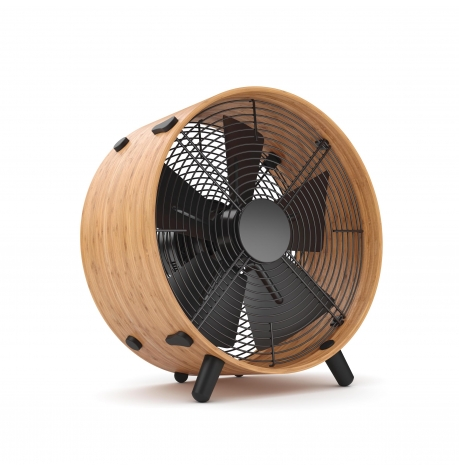 Ventilator Otto Fan Bamboo Wood