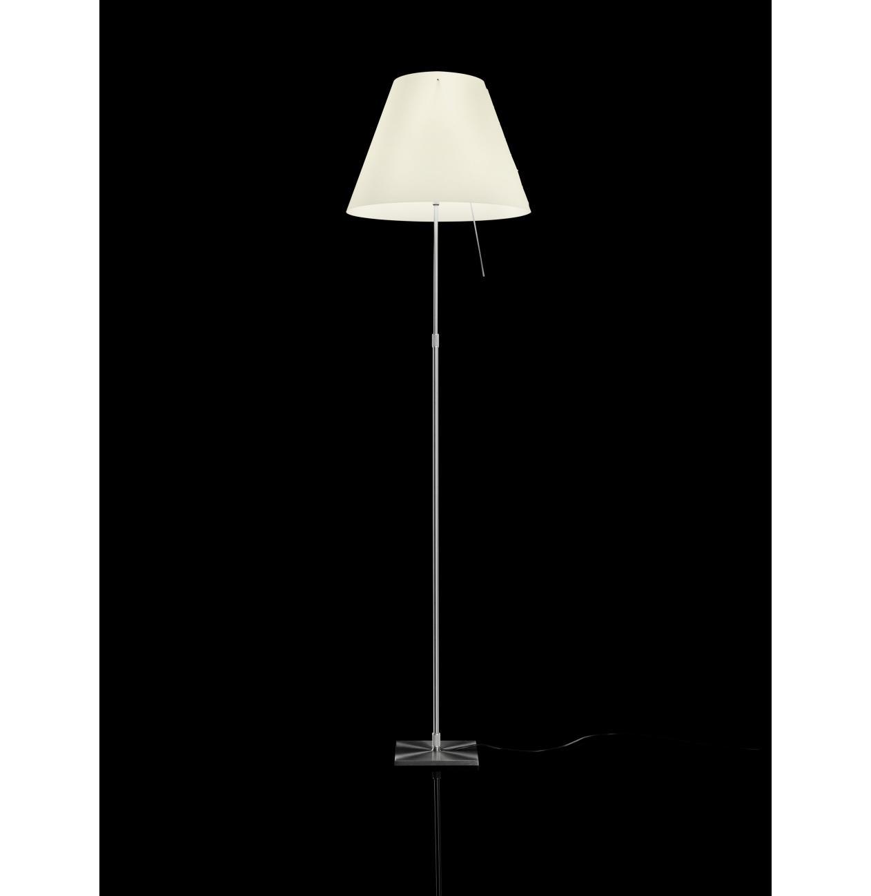 Luceplan vloerlamp costanza zwart versteeg lichtstudio - Costanza vloerlamp ...