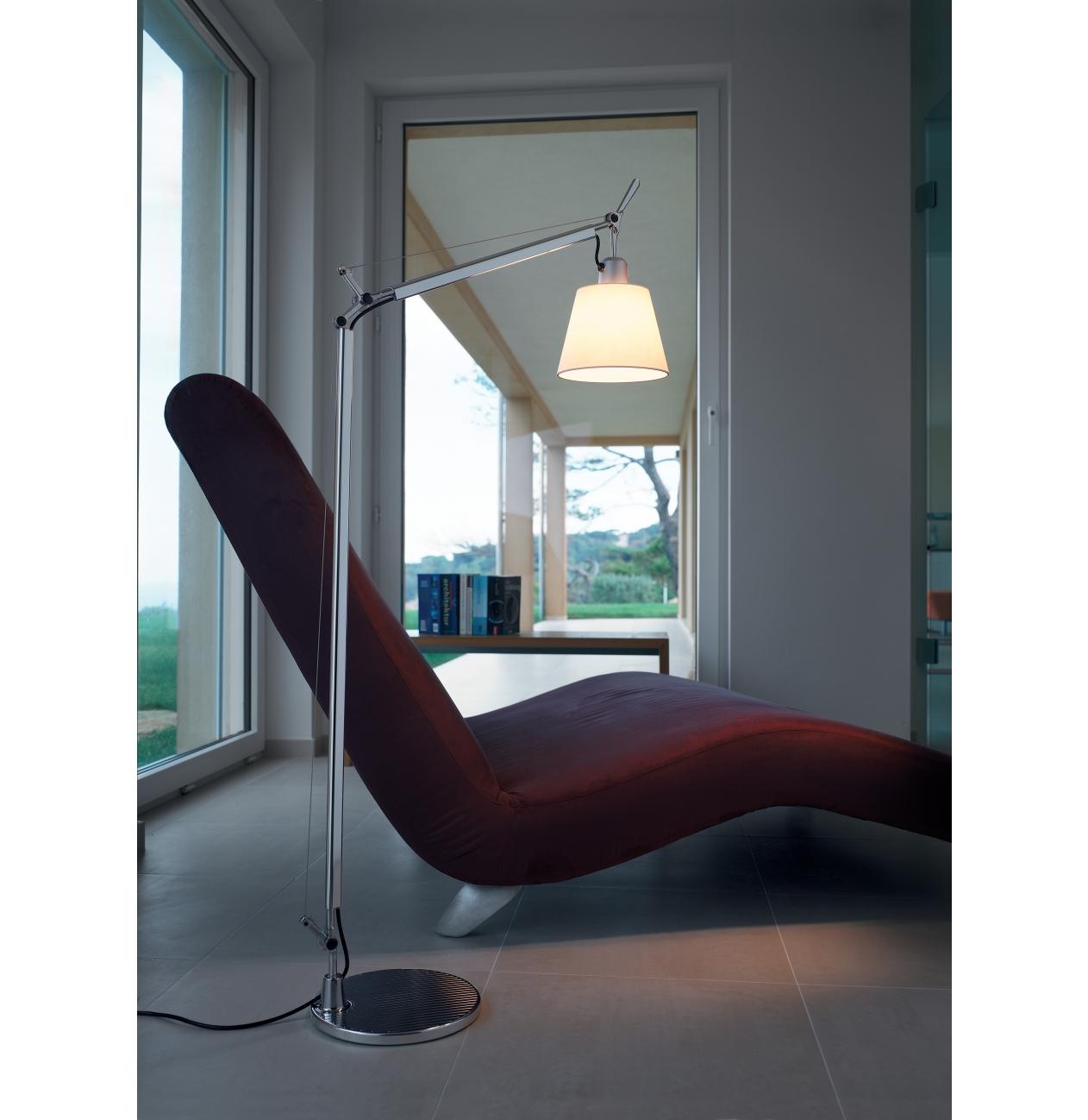 artemide vloerlamp tolomeo basculante lettura versteeg. Black Bedroom Furniture Sets. Home Design Ideas
