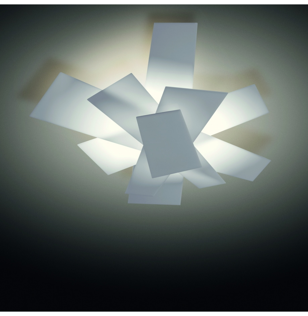 Foscarini wand plafondlamp big bang versteeg lichtstudio for Plafondverlichting