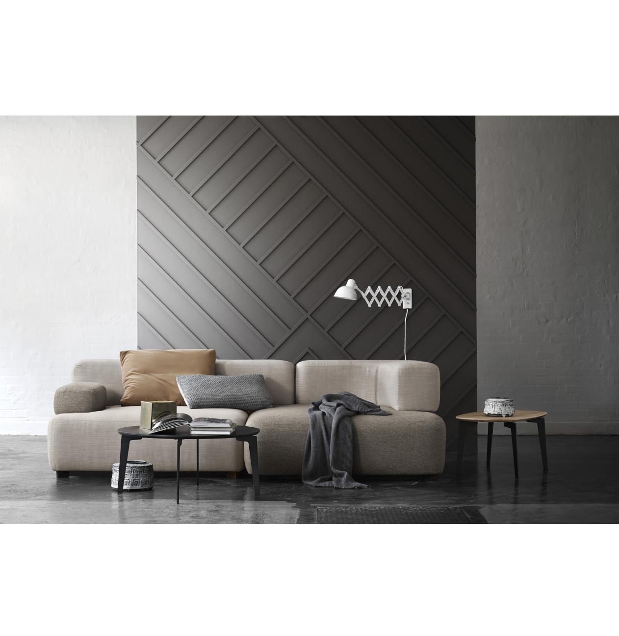 lightyears wandlamp kaiser idell 6718 w versteeg lichtstudio. Black Bedroom Furniture Sets. Home Design Ideas
